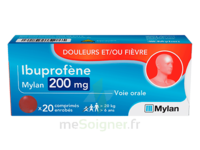 Ibuprofene Mylan 200 Mg, Comprimé Enrobé à NAVENNE