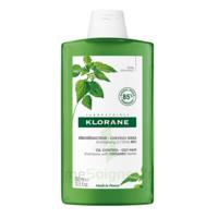 Klorane Ortie Shampooing Séboréducteur Cheveux Gras 400ml