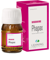 Lehning Phapax Solution Buvable Fl/30ml à NAVENNE