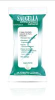 Saugella Antiseptique Lingette Hygiène Intime Paquet/15 à NAVENNE