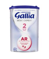 GALLIA BEBE EXPERT AR 2 Lait en poudre B/800g à NAVENNE