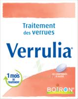 Boiron Verrulia Comprimés à NAVENNE