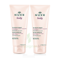 Nuxe Body Duo Gels Douche Fondants 200ml à NAVENNE