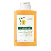 Klorane Beurre De Mangue Shampooing Cheveux Secs 200ml à NAVENNE