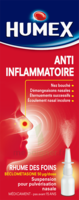 HUMEX RHUME DES FOINS BECLOMETASONE 50mcg/dose , suspension nasale 100 doses à NAVENNE