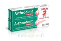 Pierre Fabre Oral Care Arthrodont Dentifrice Classic Lot De 2 75ml à NAVENNE