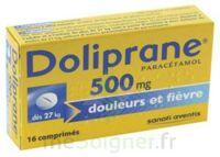 DOLIPRANE 500 mg Comprimés 2plq/8 (16) à NAVENNE