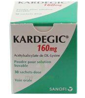 KARDEGIC 160 mg, poudre pour solution buvable en sachet à NAVENNE