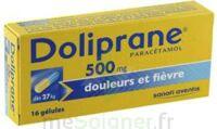 DOLIPRANE 500 mg Gélules B/16 à NAVENNE