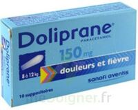 Doliprane 150 Mg Suppositoires 2plq/5 (10) à NAVENNE