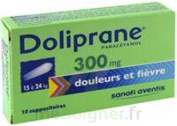 Doliprane 300 Mg Suppositoires 2plq/5 (10) à NAVENNE