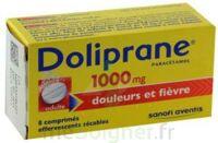 Doliprane 1000 Mg Comprimés Effervescents Sécables T/8 à NAVENNE