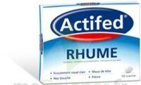 ACTIFED RHUME, comprimé à NAVENNE