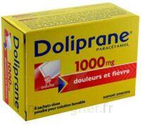 Doliprane 1000 Mg Poudre Pour Solution Buvable En Sachet-dose B/8 à NAVENNE