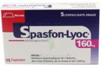 SPASFON LYOC 160 mg, lyophilisat oral à NAVENNE