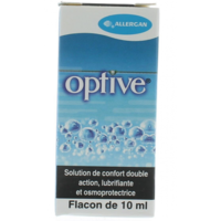 OPTIVE, fl 10 ml à NAVENNE