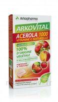 Arkovital Acérola 1000 Comprimés à croquer B/30 à NAVENNE