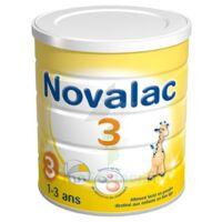 NOVALAC 3 Lait de croissance B/800g à NAVENNE