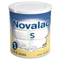 Novalac S 1 Lait en poudre 800g à NAVENNE