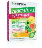 Arkovital Pur'Energie Multivitamines Comprimés dès 6 ans B/30 à NAVENNE
