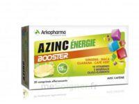 Azinc Energie Booster Comprimés Effervescents Dès 15 Ans B/20 à NAVENNE