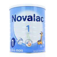 NOVALAC 1 Lait en poudre 1er âge B /800g à NAVENNE