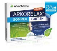 Arkorelax Sommeil Fort 8h Comprimés B/15 à NAVENNE