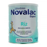 NOVALAC EXPERT RIZ Lait en poudre 0-36mois B/800g à NAVENNE