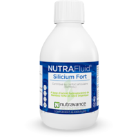 Nutrafluid Silicium Fort Solution Buvable Fl/250ml à NAVENNE