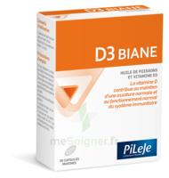 Pileje D3 Biane Capsules 200 Ui - Vitamine D 30 Capsules à NAVENNE