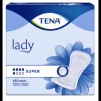 Tena Lady Protection Anatomique Adhésive Super Sachet/30 à NAVENNE