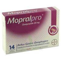 MOPRALPRO 20 mg Cpr gastro-rés Film/14 à NAVENNE