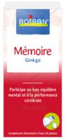 Boiron Mémoire Ginkgo Extraits de plantes Fl/60ml à NAVENNE