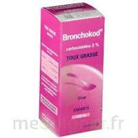 BRONCHOKOD ENFANTS 2 POUR CENT, sirop à NAVENNE