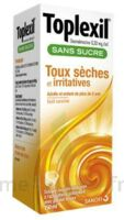 TOPLEXIL 0,33 mg/ml sans sucre solution buvable 150ml à NAVENNE