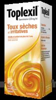 TOPLEXIL 0,33 mg/ml, sirop 150ml à NAVENNE