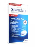 STERADENT TRIPLE ACTION, tube 30, bt 3 à NAVENNE