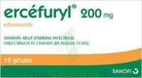 ERCEFURYL 200 mg Gélules Plq/12 à NAVENNE