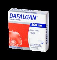 DAFALGAN 500 mg Comprimés effervescents sécables Film/16 à NAVENNE