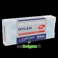 IBUPROFENE MYLAN 200 mg, comprimé enrobé B/30 à NAVENNE