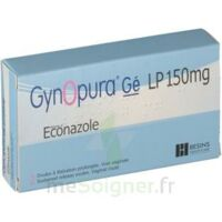 Gynopura L.p. 150 Mg, Ovule à Libération Prolongée Plq/2 à NAVENNE