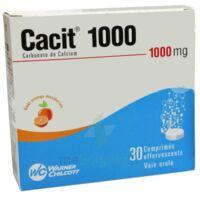 Cacit 1000 Mg, Comprimé Effervescent à NAVENNE
