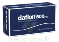 DAFLON 500 mg Comprimés pelliculés Plq/60 à NAVENNE