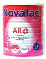 NOVALAC AR + 0-6 MOIS Lait pdre B/800g à NAVENNE