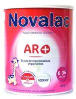 Novalac AR+ 2 Lait en poudre 800g à NAVENNE