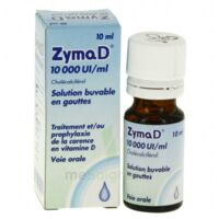 Zymad 10 000 Ui/ml, Solution Buvable En Gouttes à NAVENNE