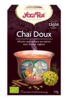 Yogi Tea ChaÏ Doux à NAVENNE
