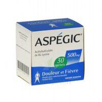ASPEGIC 500 mg, poudre pour solution buvable en sachet-dose 30 à NAVENNE