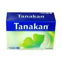 TANAKAN 40 mg, comprimé enrobé PVC/alu/90 à NAVENNE