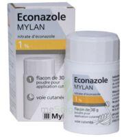 ECONAZOLE MYLAN 1 % Pdr appl cut Fl/30g à NAVENNE